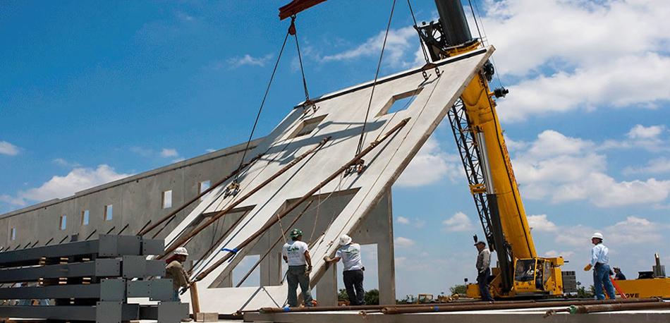 Cost Of Concrete Tilt Up Building