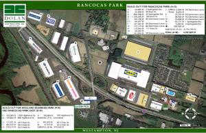 Rancocas Park Aerial View